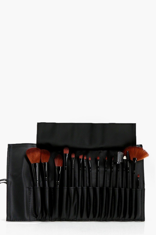 16 Pieces Brush Set - black Review thumbnail